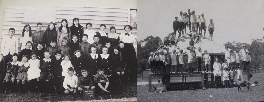 Kenmore State School c1915-1920
