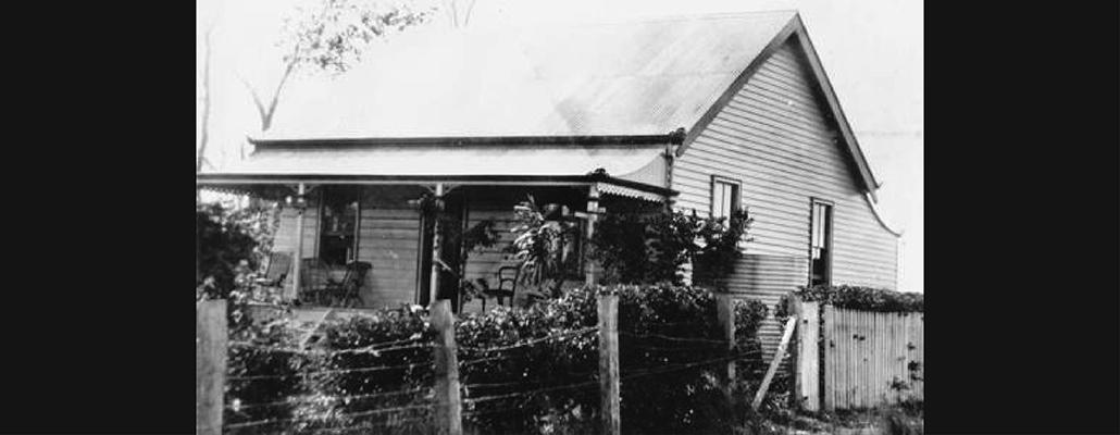 Kenmore Park original house c1880s Kenmore, Brisbane