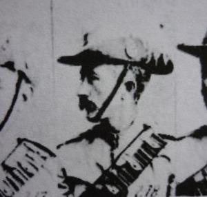 George Mildown - Boer War