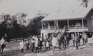 Kenmore State School 1915