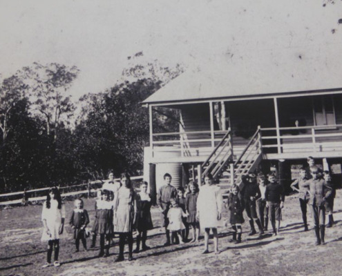 Kenmore State School 1915