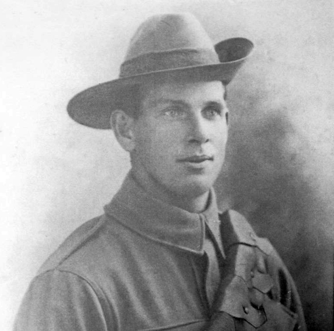 John Pacey Barnes -Courtesy Brookfield District Museum