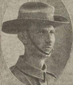 "William O'Brien. Image source ""The Queenslander""."