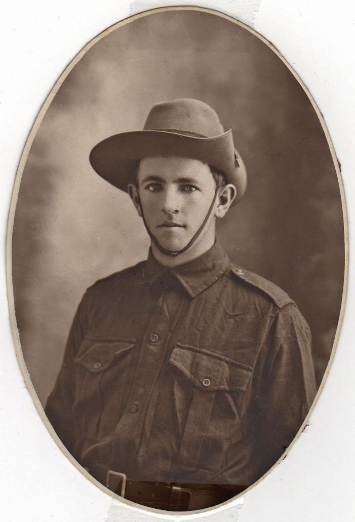 Sydney John Penhaligon. Image Courtesy Penhaligon Family