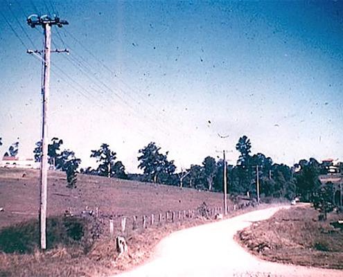 Marshall Lane c1950s (Courtesy Vi Hall)
