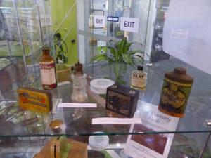 KDHS kenmore library display 1