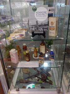 KDHS kenmore library display 2