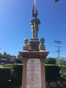 kenmore war memorial